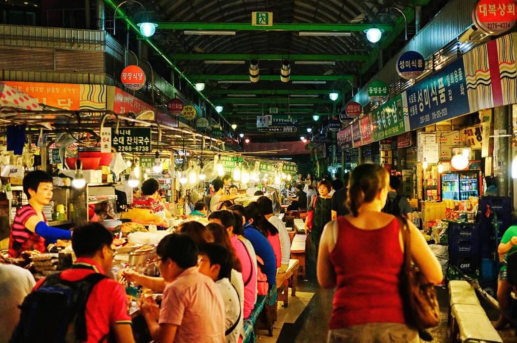 bí quyết du lịch Hàn Quốc tiết kiệm