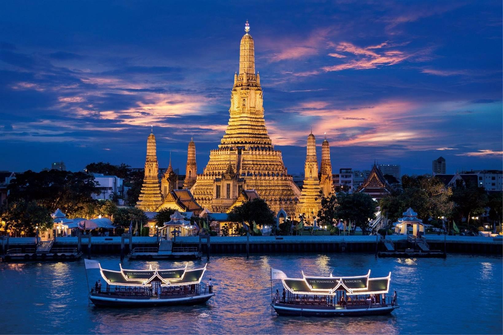 giới thiệu sông Chao Phraya