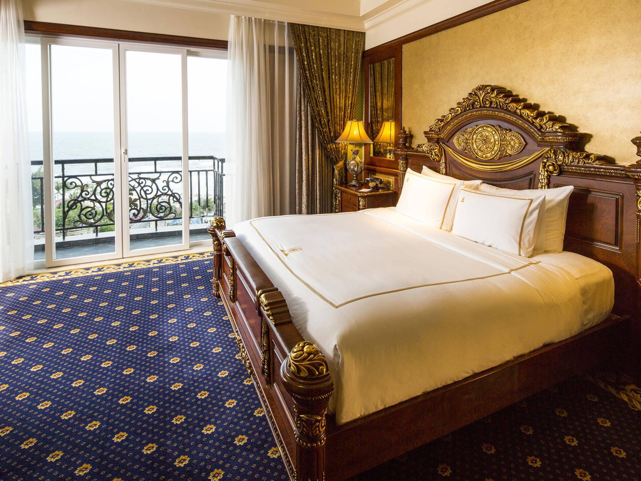 Khách sạn The Imperial Vũng Tàu có phòng nghỉ cực kỳ sang trọng