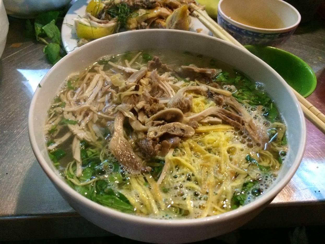 món ăn Hà Nội