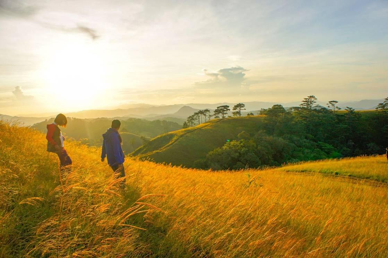 Mạo hiểm trekking cung đường Tà Năng - Phan Dũng tuyệt đẹp