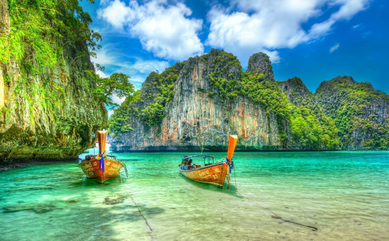 đảo thiên đường koh phi phi
