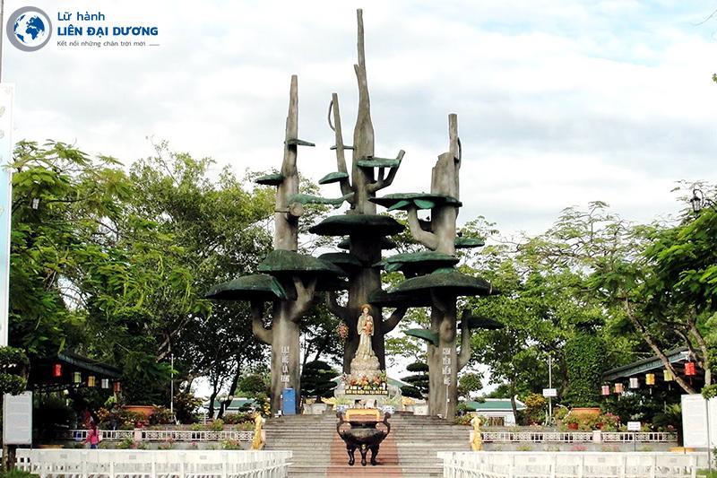 Thánh địa La Vang Du Lịch Đà Nẵng - Sơn Trà - Hội An - Bà Nà - Huế - Động Phong Nha 4N3Đ