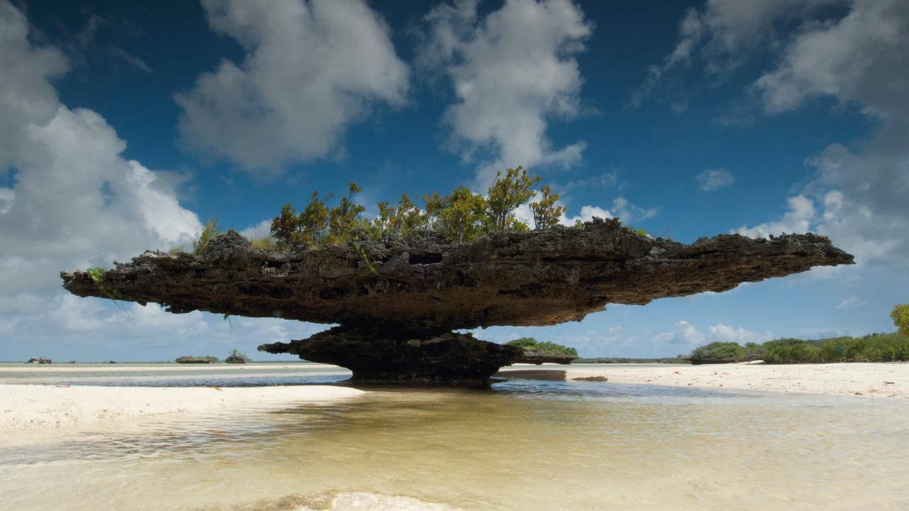hòn đảo nghỉ dưỡng