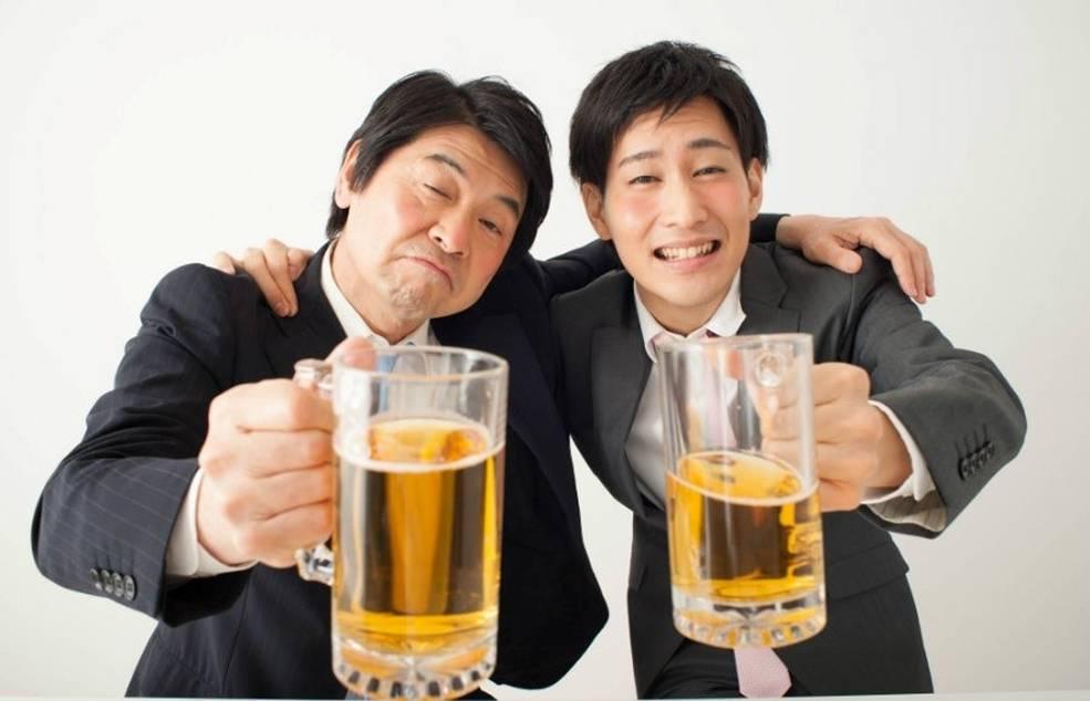Lưu ý khi uống rượu ở nhật
