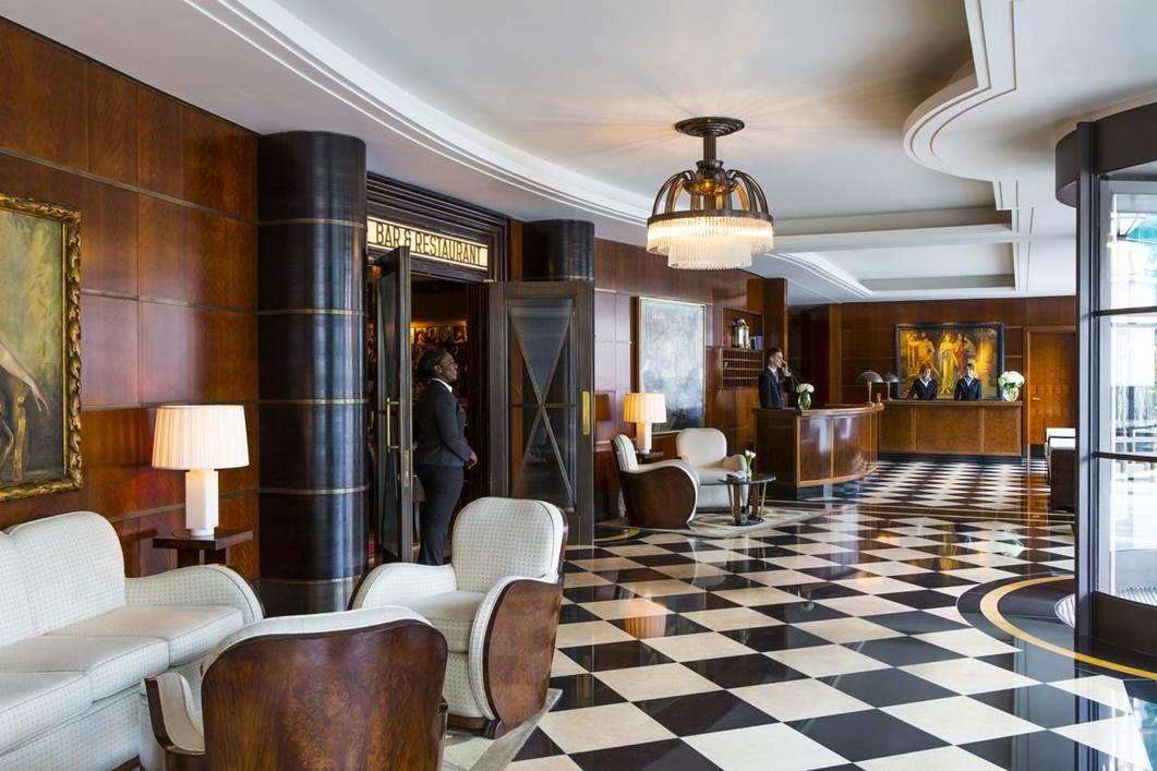 Những khách sạn xa xỉ bậc nhất tại thành phố London