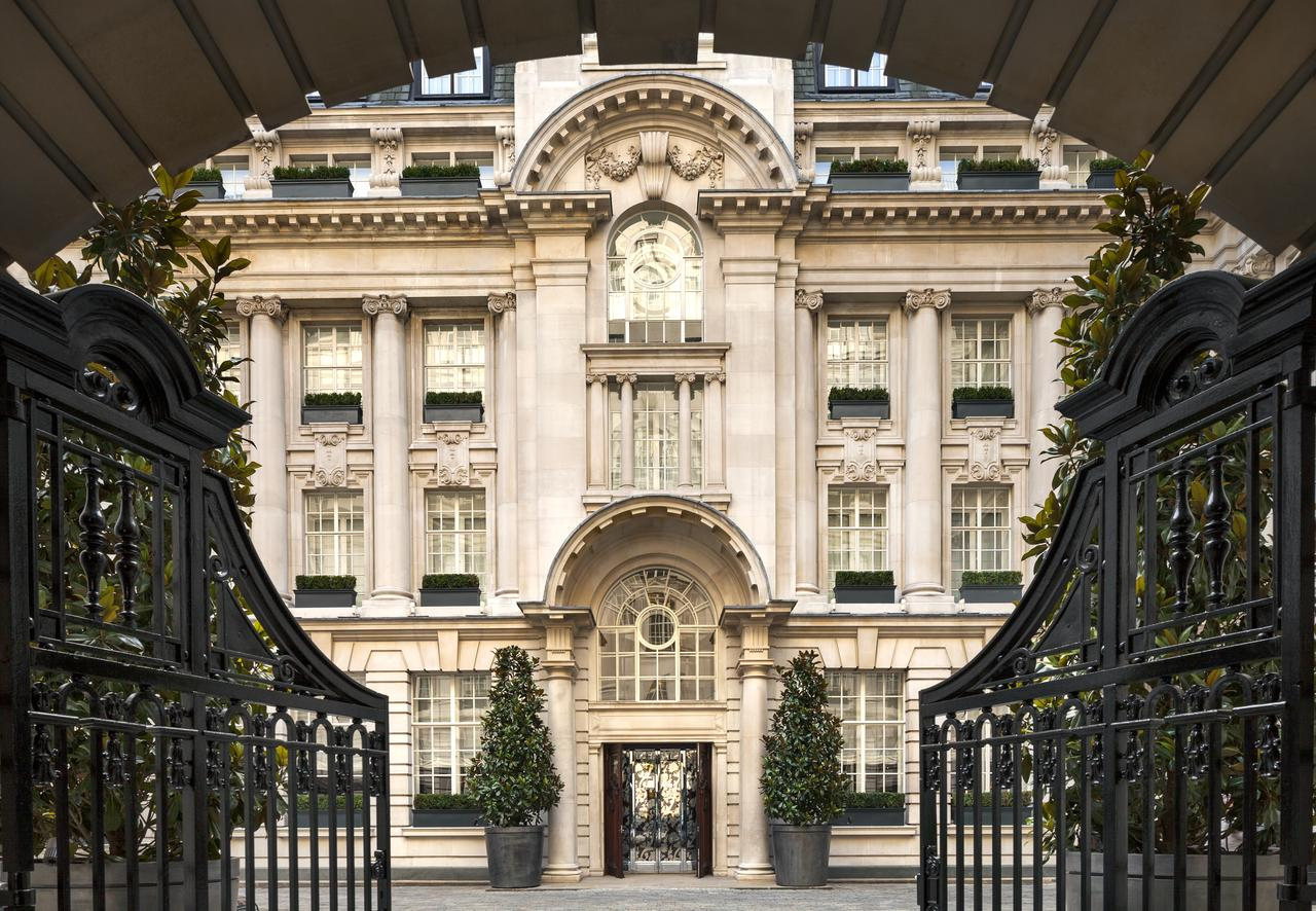 khách sạn xa xỉ london