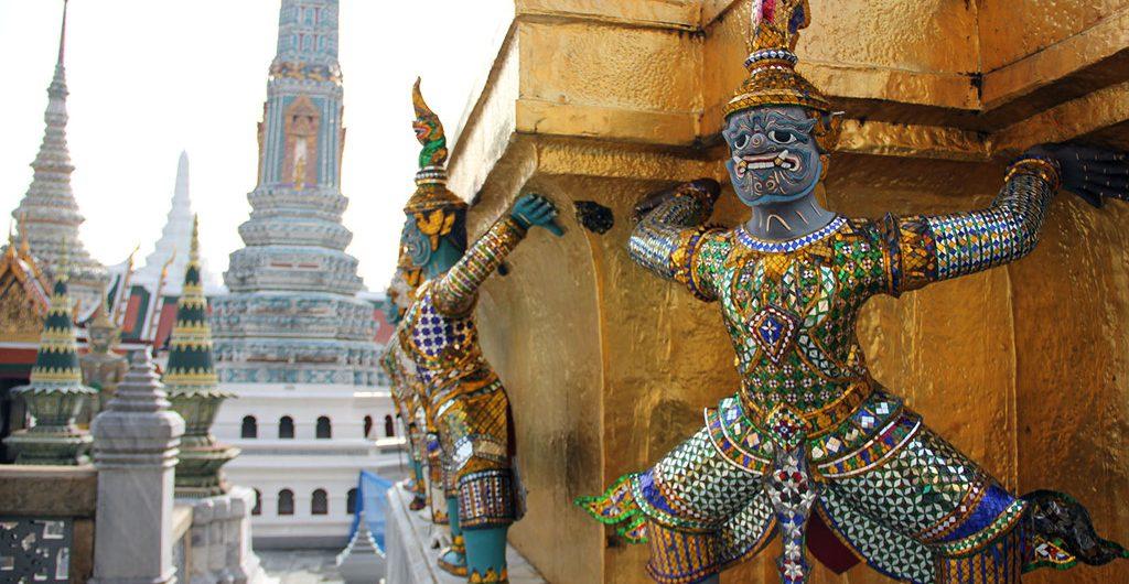 khám phá bangkok