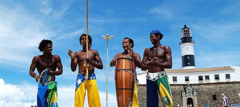 vẻ đẹp brazil
