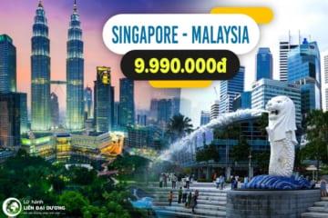 1 chuyến hành trình 2 đất nước MALAYSIA - SINGAPORE