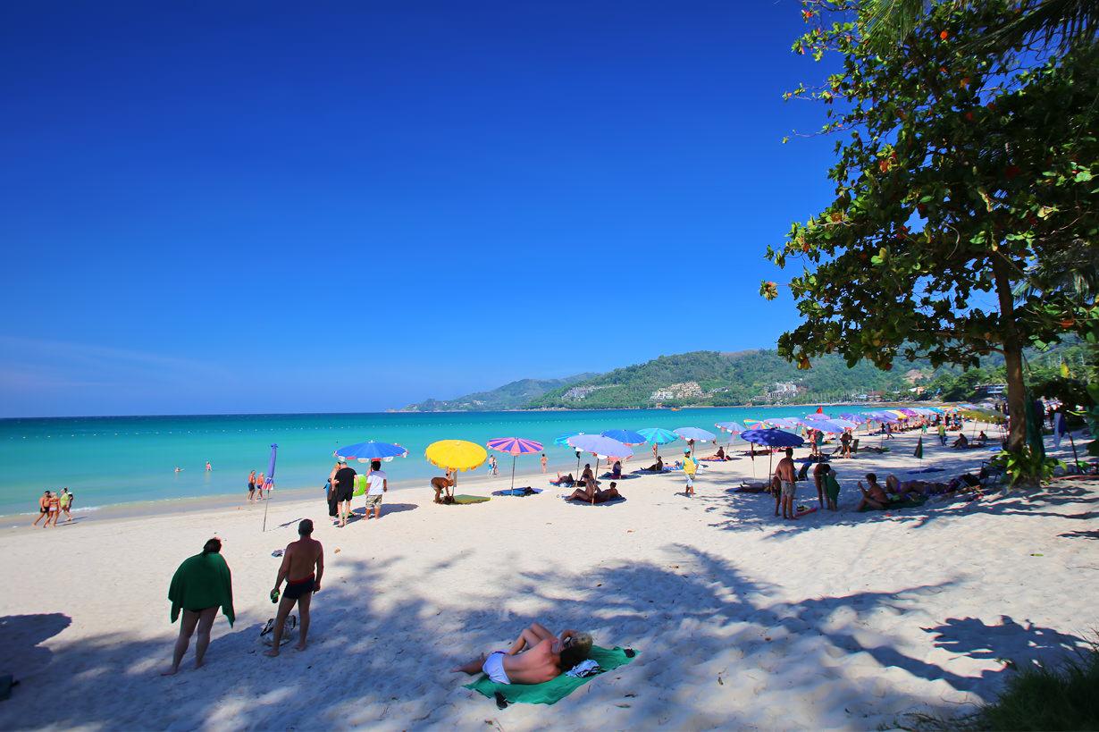 thiên đường phuket