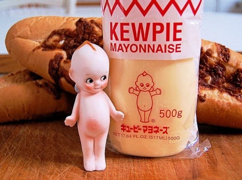 Xốt Mayonaise được người Nhật rất chuộng