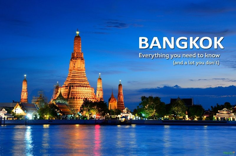 Những điều chưa biết tại đất nước Thái Lan