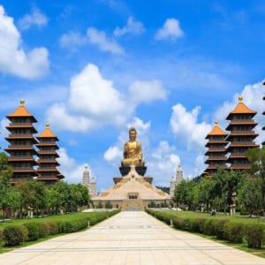 Phật Quang Sơn - Ngồi Chùa lớn nhất Đài Loan