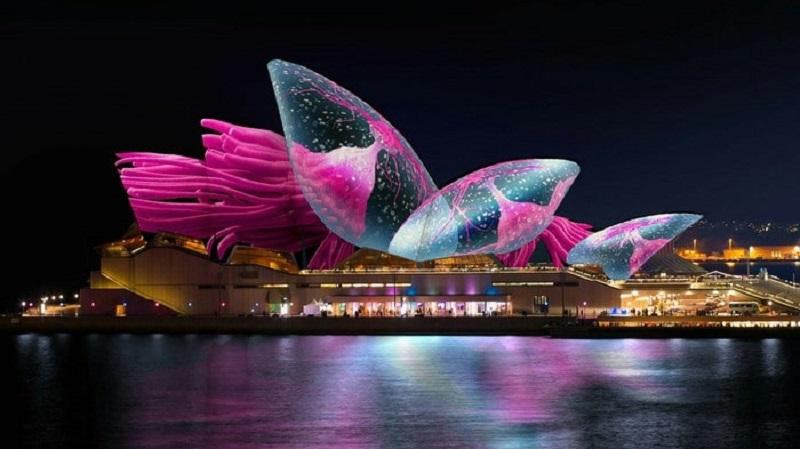 Nhà hát Con Sò nổi tiếng tại Australia