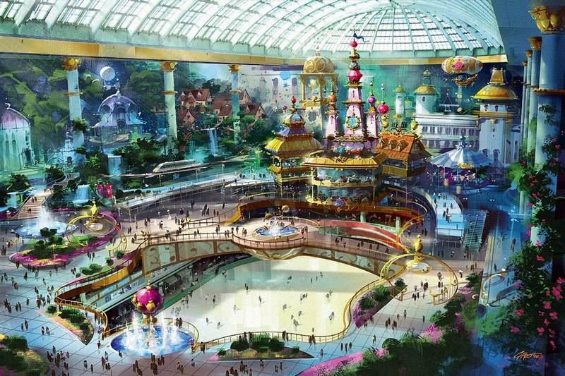 Công viên Lotte World - thiên đường vui chơi giải trí