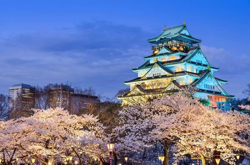 Du lịch Osaka Nhật Bản