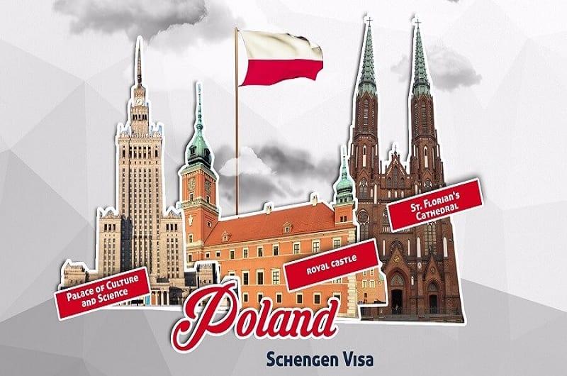 Xin visa Ba Lan có thực sự khó?
