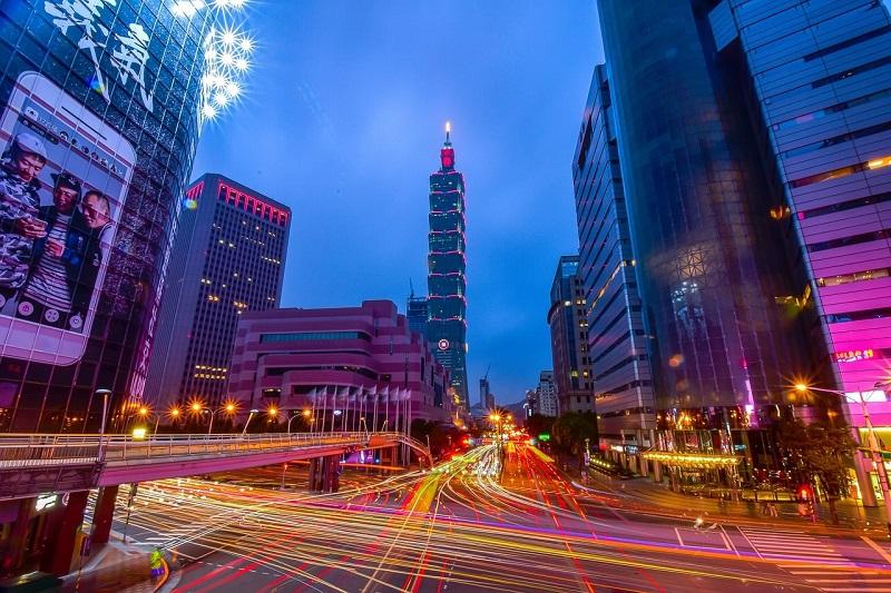 Taipei 101 - Biểu tượng của Đài Loan