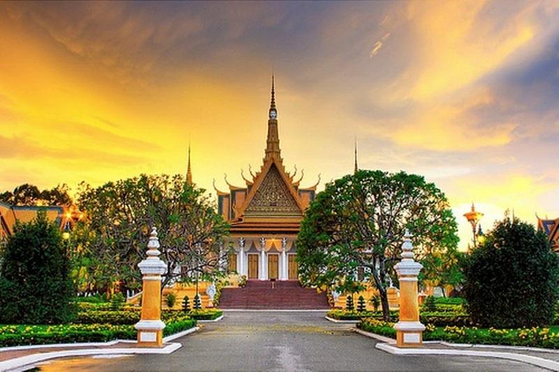 Hoàng cung Campuchia