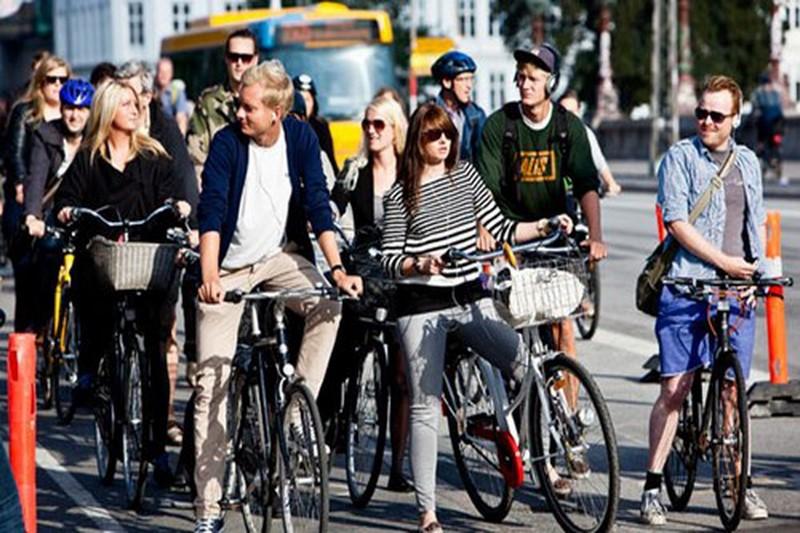Số lượng người dân đi xe đạp nhiều nhất trên thế giới
