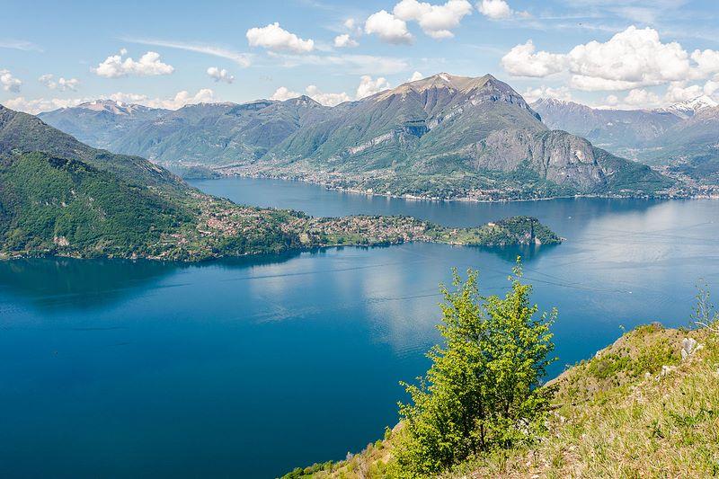 Hồ Como nổi tiếng