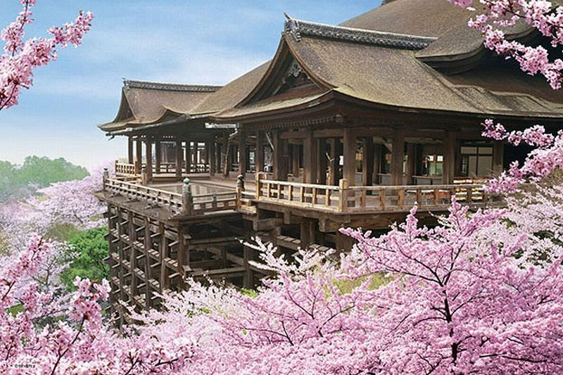 Chùa Nước Trong – Kiyomizu Dera