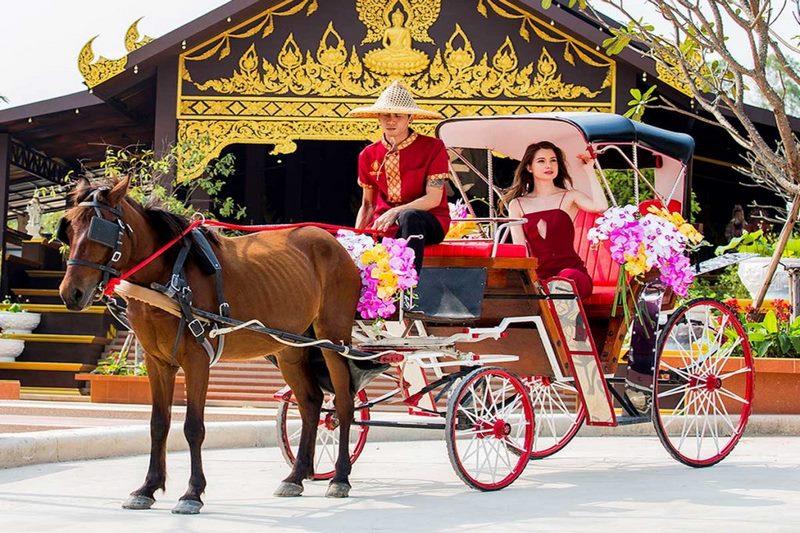 Khám phá quần thể du lịch Suanthai Pattaya mới toanh