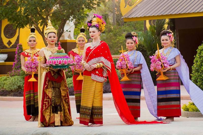 Suanthai Pattaya là khu du lịch mới thu hút rất nhiều du khách tại Thái Lan