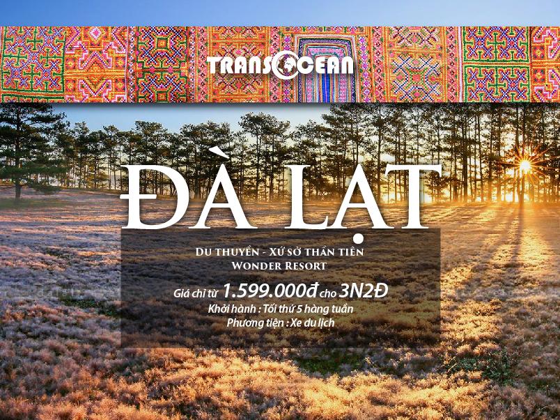 tour-da-lat-du-thuyen-xu-so-than-tien-wonder-resort-4-sao